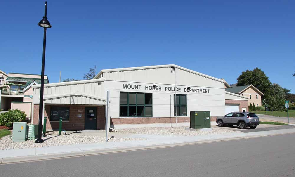 Former Mt. Horeb Police Department building